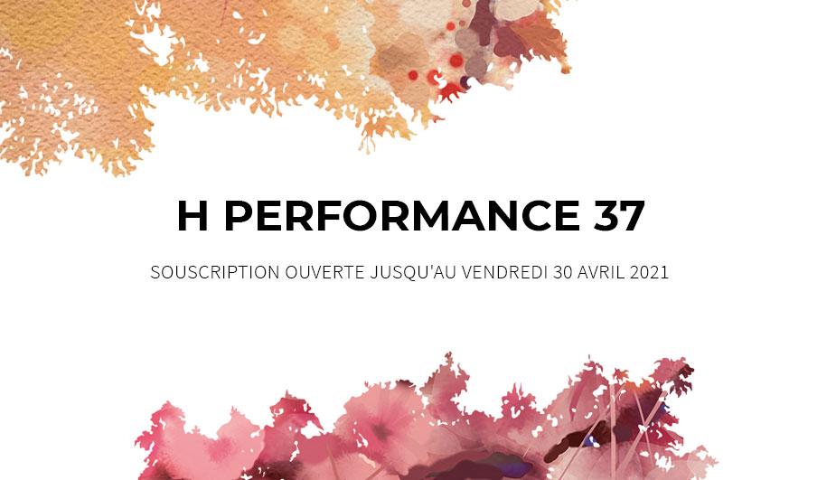 Ce mois-ci à l'affiche : <br>H PERFORMANCE 37